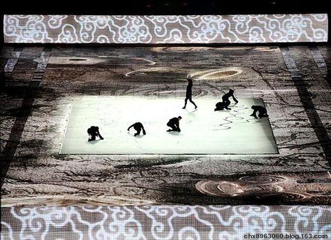 [转与创] 咏北京奥运开幕式唱和录.组图续 - 陈迅工 - 杂家文苑