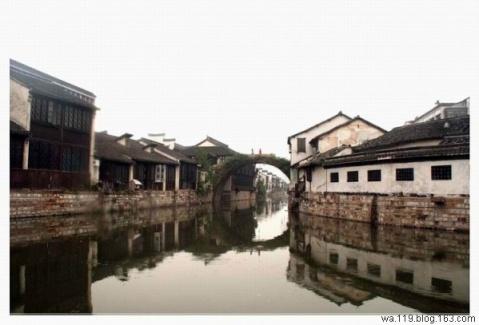 美的诱惑——江南水乡 - 神秘的黄玫瑰 - sqh_0007 的博客