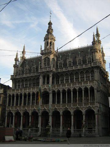 """【原】周游列国之比利时:布鲁塞尔的""""三大件"""" - 太极 - 太极---天时地利人和"""
