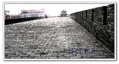 西安城墙印象 - zhoushaoqi47 - 我的博客