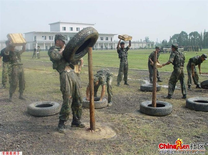 """军人"""",哥只是个传说!(献给正在服役、或曾经服役的战友们) - Chari - chari"""