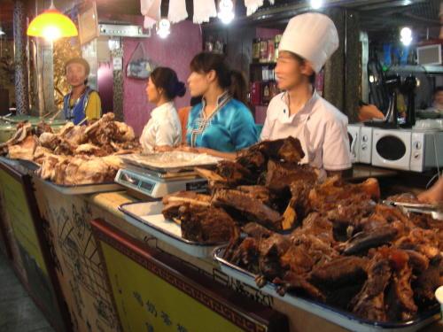 蒙东行记(二)·大块吃肉 - 杨早 - 高芾的野史记