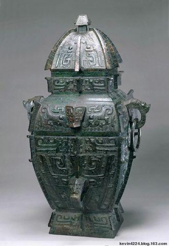 青铜器 - 卣 古 - h_x_y_123456 - 何晓昱的艺术博客