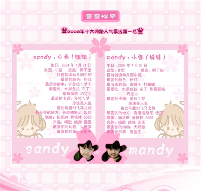 sandy mandy 档案vs sandy网络成名照高清图片