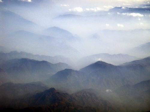飞机上俯瞰美丽的大地 - 贺卫方 - 贺卫方的博客