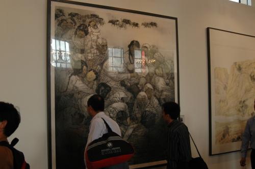 卢冰十一届全国美展国画获奖作品图片
