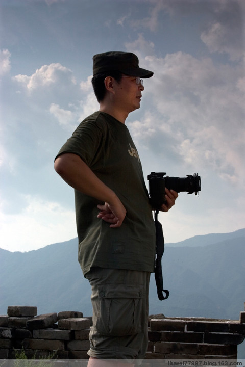 给某人拍摄的照片 - 刘炜大老虎 - liuwei77997的博客