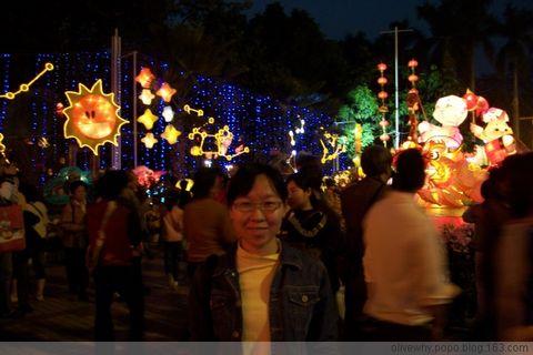 再访文化公园元宵花灯 - 碧水盈盈 - 碧水长流