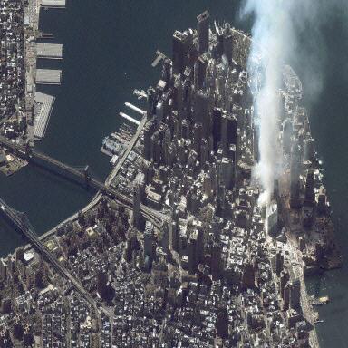 《九月的纪念》-3:灾难——九月十一日,美国恐怖袭击事件 - 挺住 -