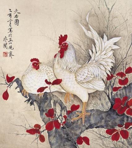 中国近代著名画家 惠孝同作品欣赏 - 爾東先生 - 爾東先生的博客