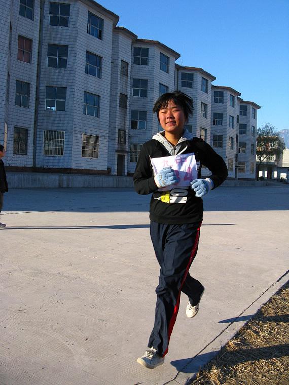 冬季长跑运动会 - 漂泊   - 漂泊的博客