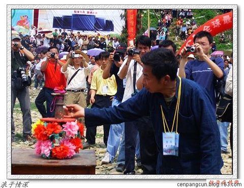 2008年广西三江富禄三月三花炮节 - Marquee无夜无月无约 - 广西柳州市三江侗族自治县富禄苗族乡