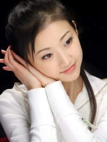清纯美女  - 羽菲 - 冰红酒