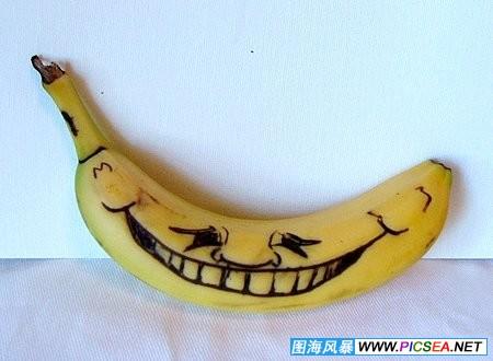把香蕉玩成这样 真是牛了 - 青木洋子 - 陈州客栈