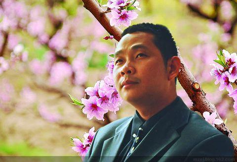 《雨中桃花》 - mzsj - 我的博客