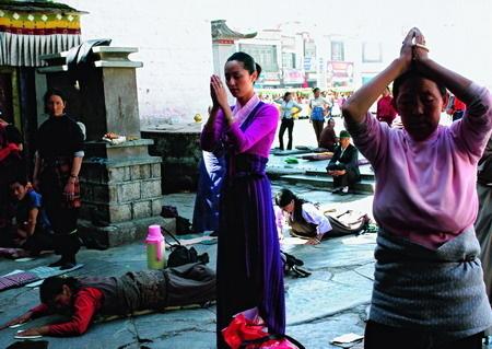 德庆央宗:拉萨的好闺女 - TT - 《西藏人文地理》